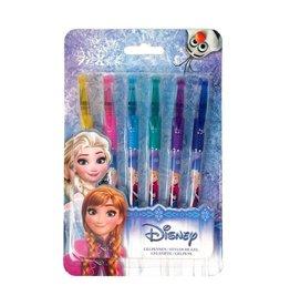 Disney Frozen Disney Frozen Gelpennen 6 Stuks