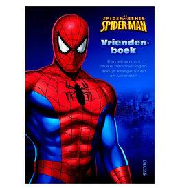 Spiderman Spiderman Vriendenboek