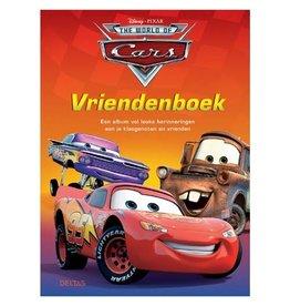 Disney Cars Disney Cars Vriendenboek