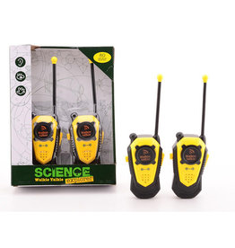 Basic Science Explorer Walkie Talkie 80 Meter