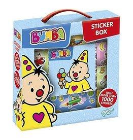 Bumba Bumba Stickerbox met +1000 Stickers