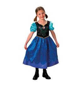 Disney Frozen Disney Frozen Prinses Anna Jurk 7-8 Jaar