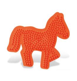 SES Creative SES Creative Beedz Strijkkralen Grondplaat Paard