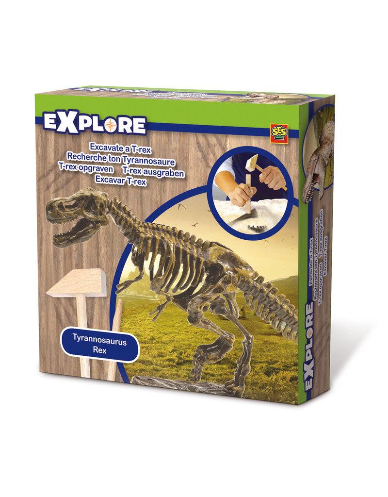 SES SES Explore T-Rex Opgraven