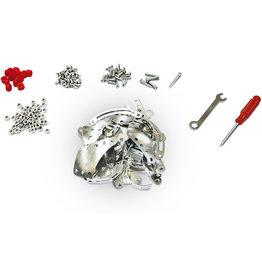SES Creative SES Creative Metalen Constructieset Kruipende Dieren met Gereedschap