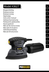 Probuilder Probuilder Handschuurmachine - 130 Watt