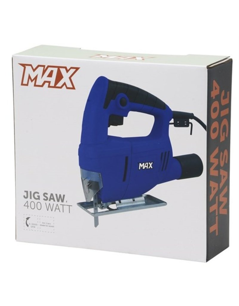 Max Max decoupeerzaag - 400 watt