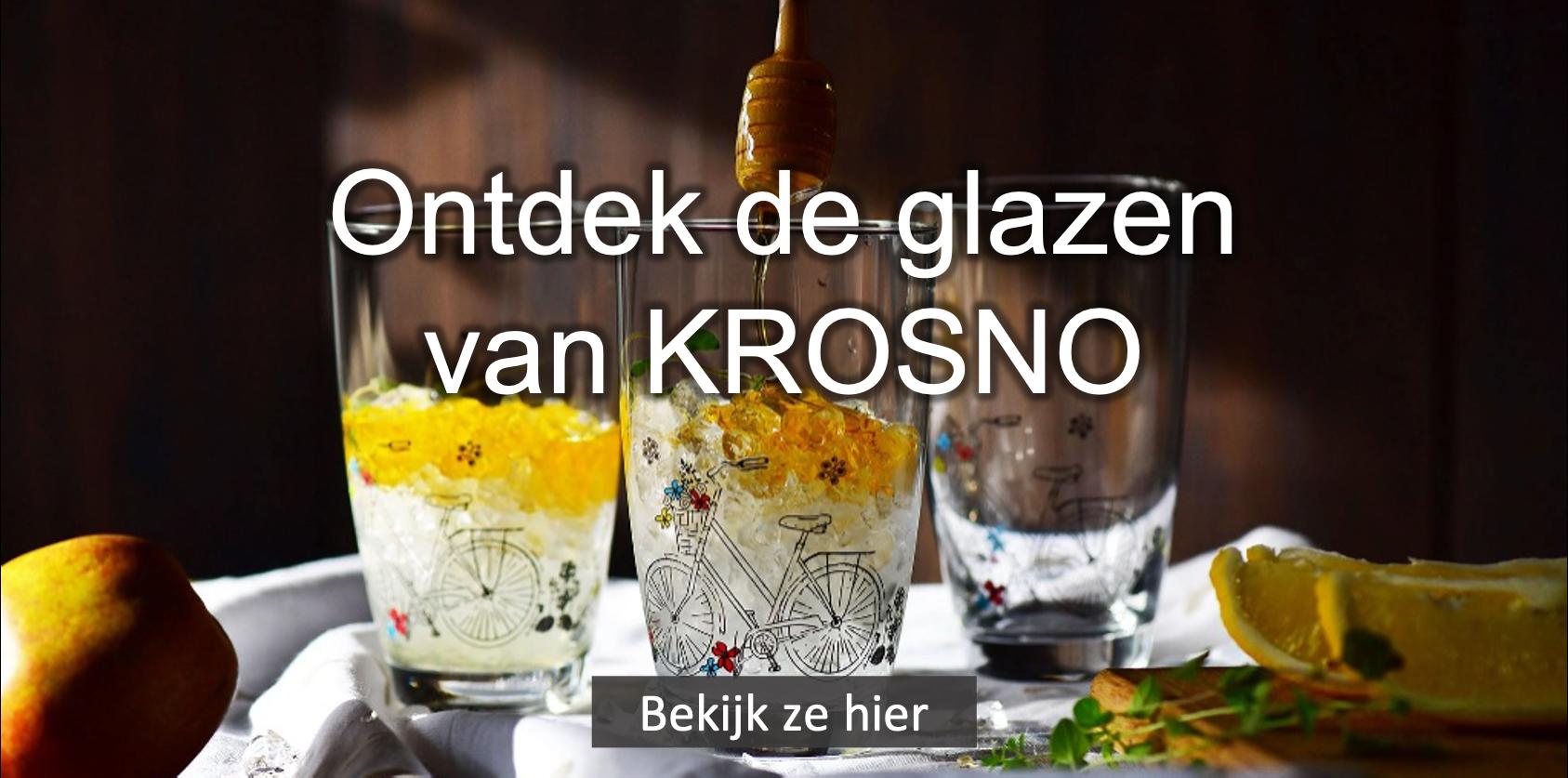 Ontdek de glazen van Krosno