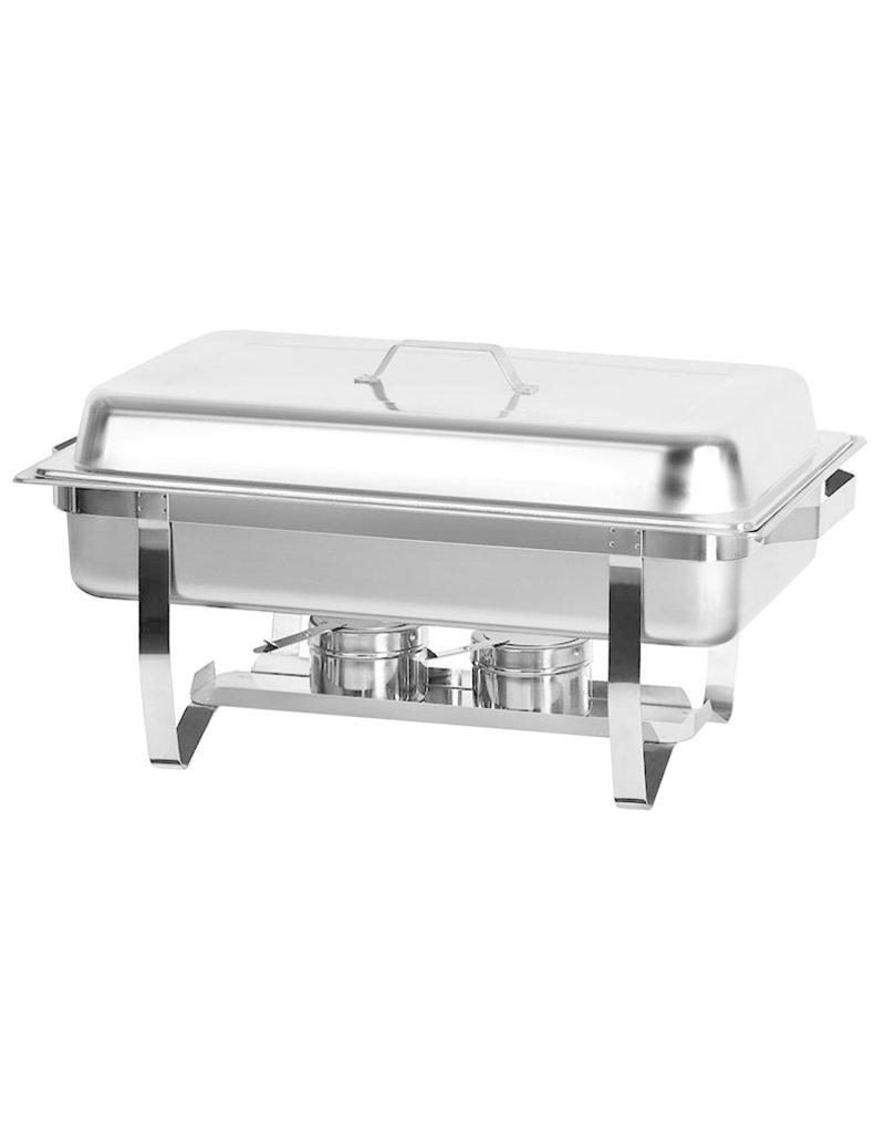 Satoshi Satoshi buffetwarmer - 9 liter - RVS