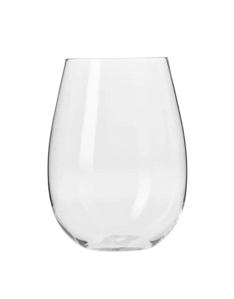Krosno Krosno witte wijnglazen - 6 stuks - 500ml - zonder voet