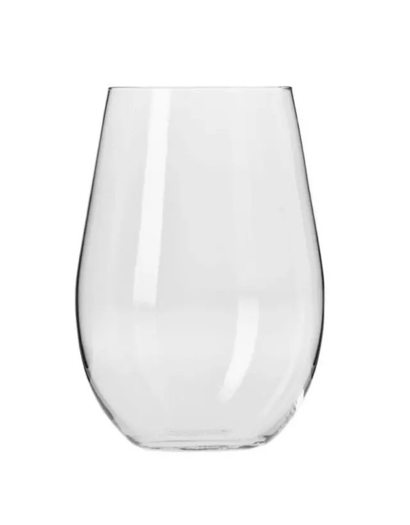 Krosno Krosno rode wijnglazen - 6 stuks - 580 ml - zonder voet