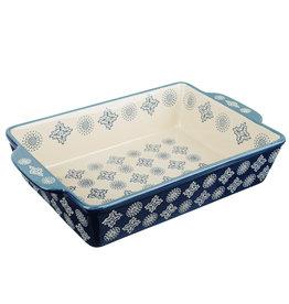 Millimi Millimi - Rechthoekige ovenschaal - Donkerblauw -  31 x 19 x 6,5 cm 2200 ml