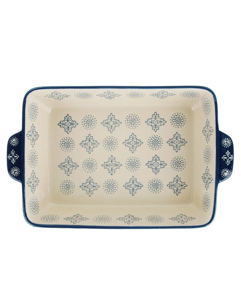 Millimi Millimi - Rechthoekige ovenschaal - Lichtblauw -  31 x 19 x 6,5 cm 2200 ml