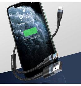 Baseus Usb / usb-c naar Iphone datakabel met fastcharge
