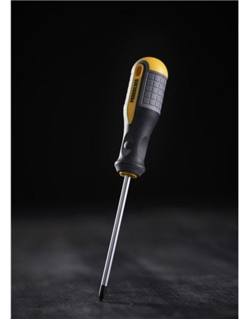 Probuilder ProBuilder Schroevendraaier kleine kruiskop - PH0 x 75 mm