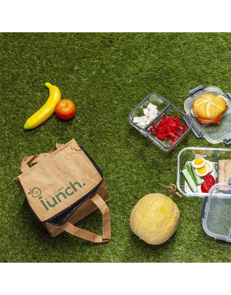 Cook Concept Lunchtas - Frans design - met koelfolie
