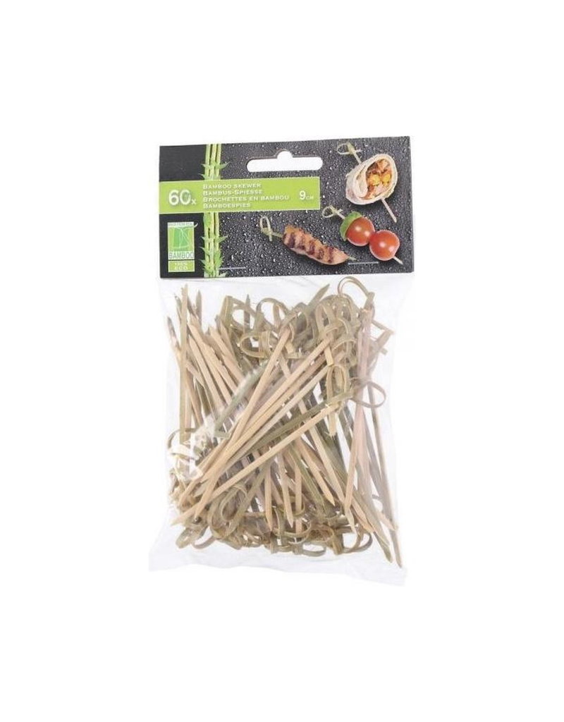 Bamboe spiesjes 60 stuks