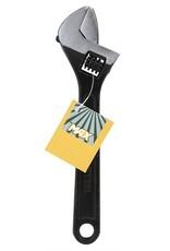 Max MAX Engelse sleutel - gesmeed staal - tot 25 mm verstelbaar