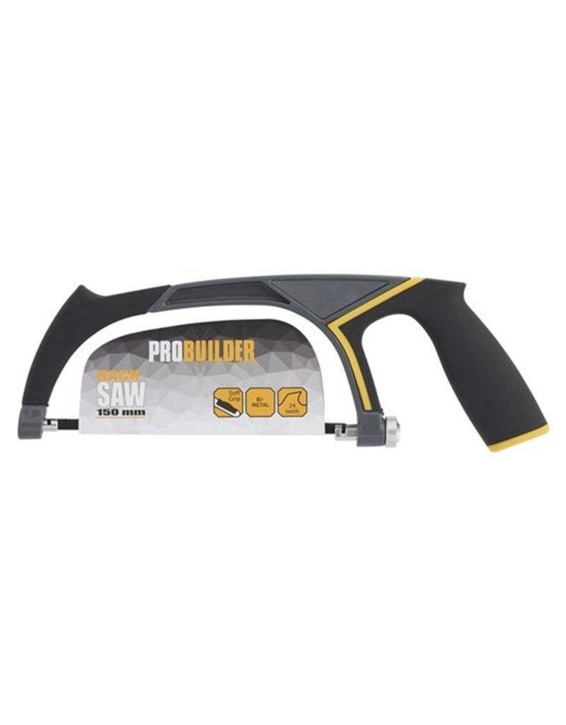 Probuilder Probuilder ijzerzaag - met softgrip handvat - 150 mm