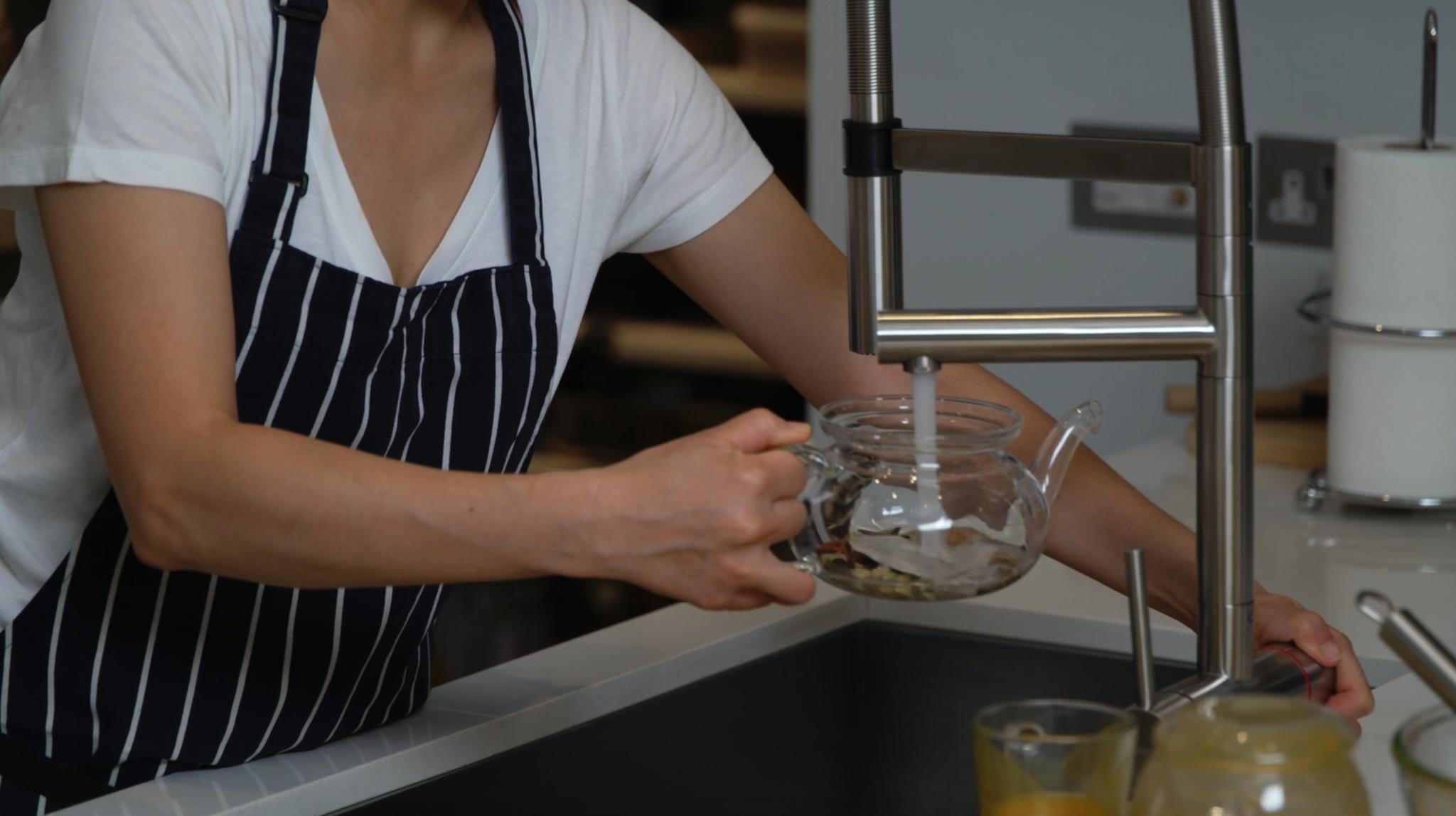 Maak jouw leven in de keuken makkelijker met 100°C kokend water uit de kraan