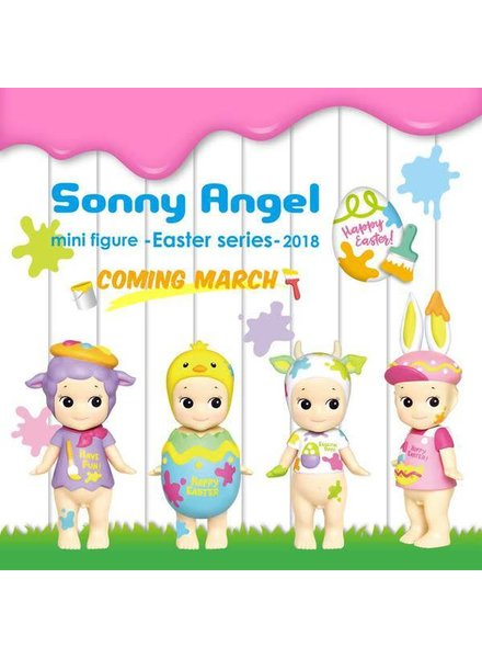 Sonny Angel Sonny Angels Easter series 2018 easter one size