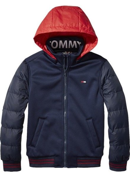 Tommy Hilfiger Bonded Sports Jacket