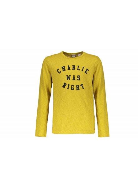Street called Madison Charlie ls slub tee SIR Charlie