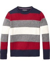 Tommy Hilfiger Multicolor stripe sweater