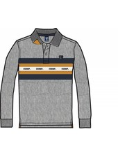 LCEE Polo ls chest panel artwork