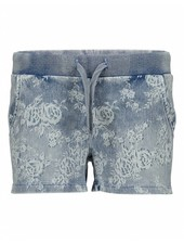 Geisha Short bleached denim