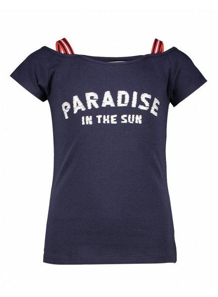 Geisha Tshirt Paradise in the sun