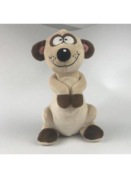 Woody Knuffel klein stokstaart