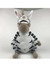 Woody Knuffel klein zebra
