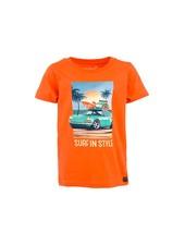 Stones & Bones Russell - Surf tshirt