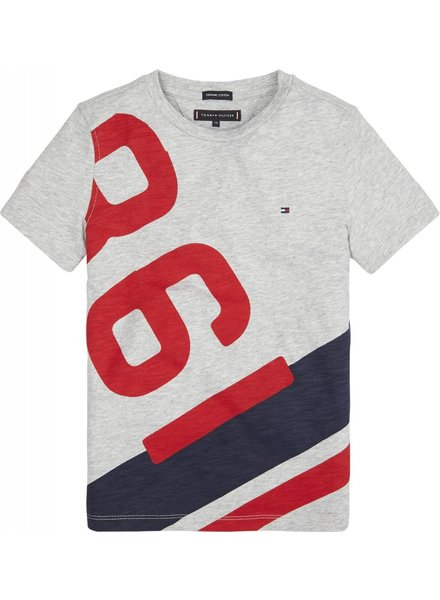Tommy Hilfiger Nautical numbers tee s/s