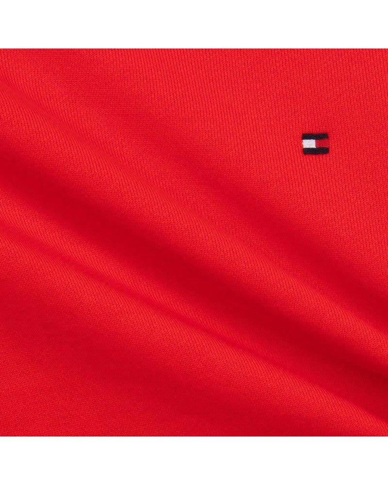 Tommy Hilfiger Cut Sew Flag Sweatshirt