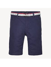 Tommy Hilfiger Essential Dobby Belted Chino