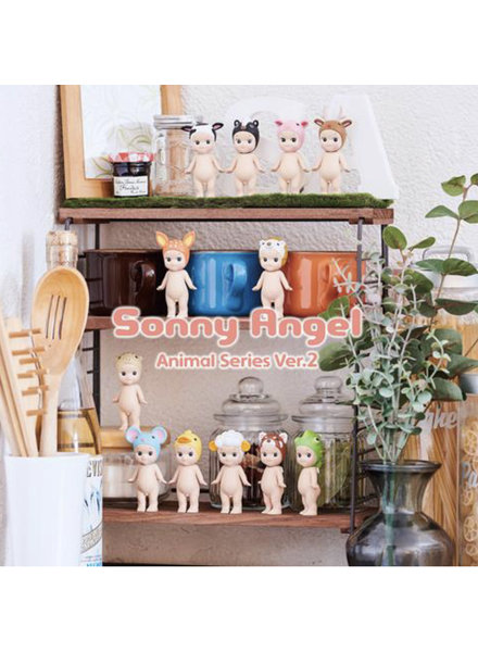Sonny Angel Sonny Angels animals 2 - versie 2019