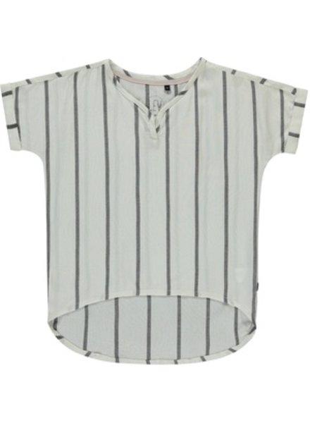 Levv Bliss blouse shortsleeve