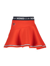 NoNo Nio crepe short skirt