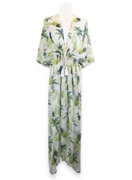 Miracles Long beach dress hawai