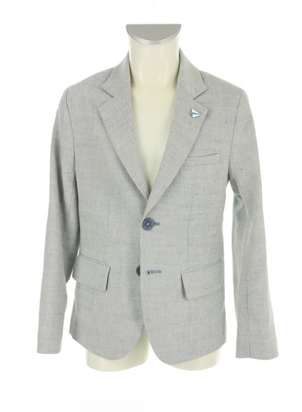 Red & Blu Blackfoot blazer navy/ white
