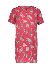 Geisha Safari kleedje