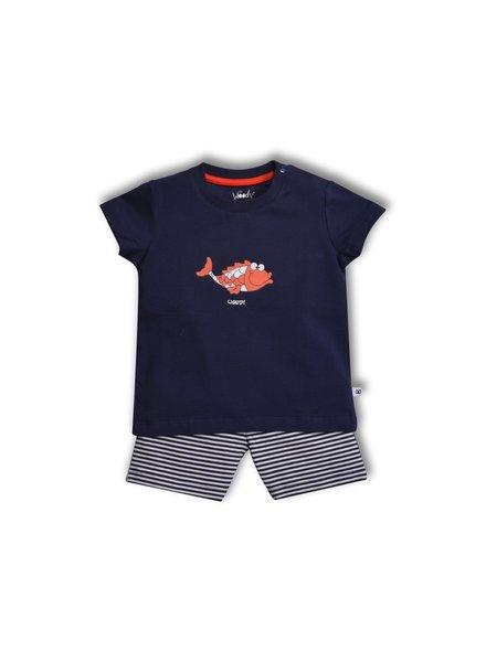 Woody Unisex pyjama koivis baby