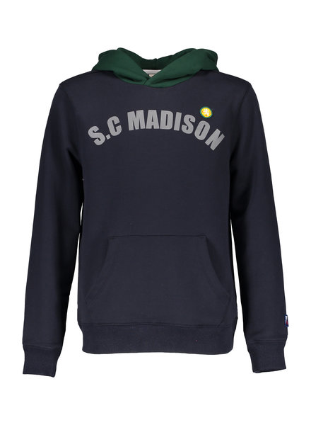 Street called Madison Charlie hooded sweater MAD