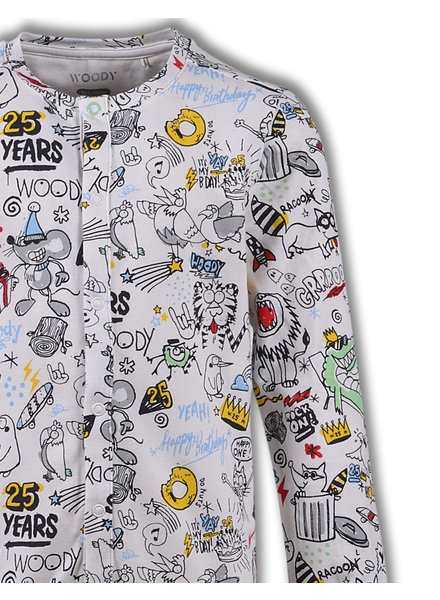 Woody Dames onesie 25 jaar Woody ltd edition