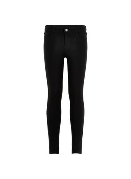 The New Emmie stretch pants zwart NOS