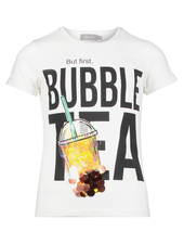 Geisha Tshirt bubble tea