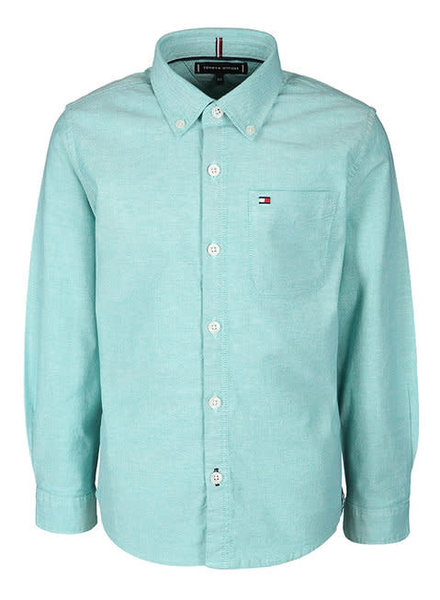 Tommy Hilfiger Essential solid oxford shirt L/S