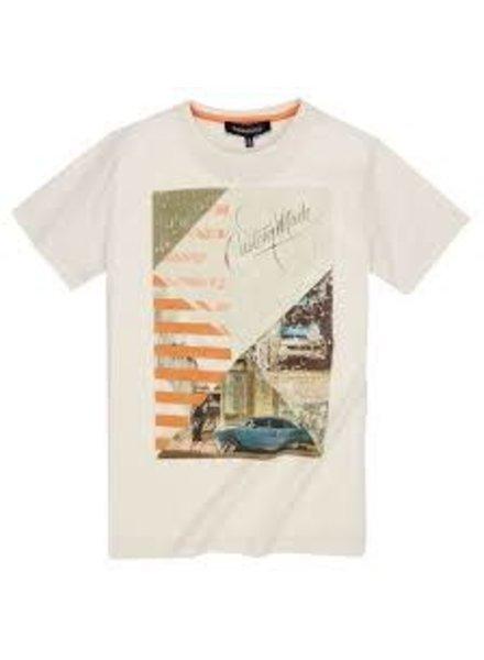 Georges KM 00 T-shirt Vanilla
